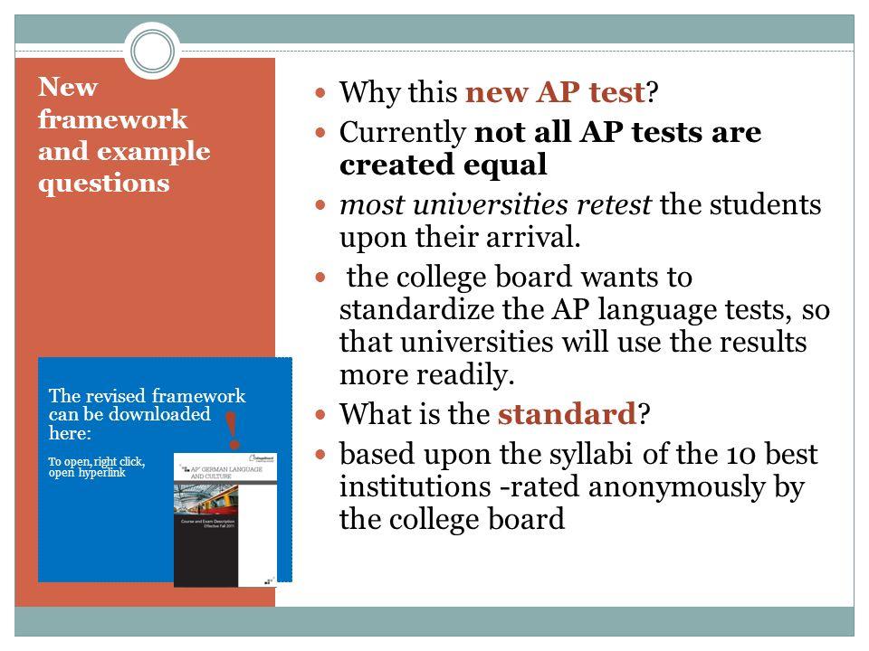 Support group AP Teachers .