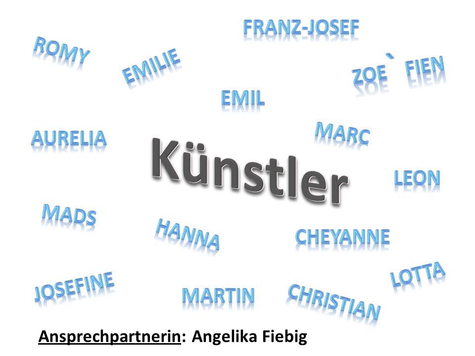 Ansprechpartnerin: Angelika Fiebig