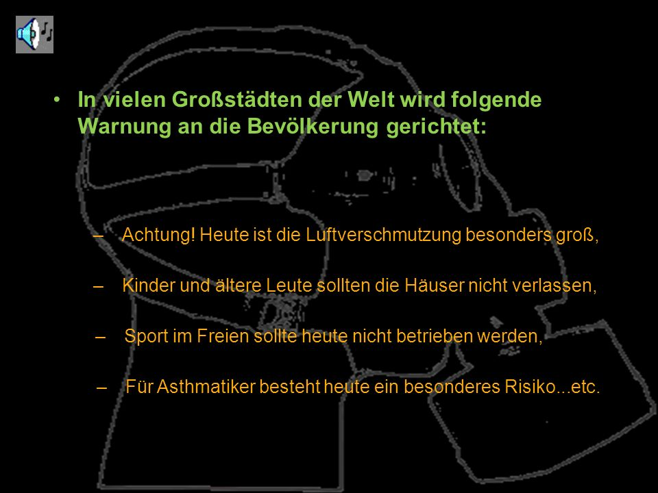 –Achtung.