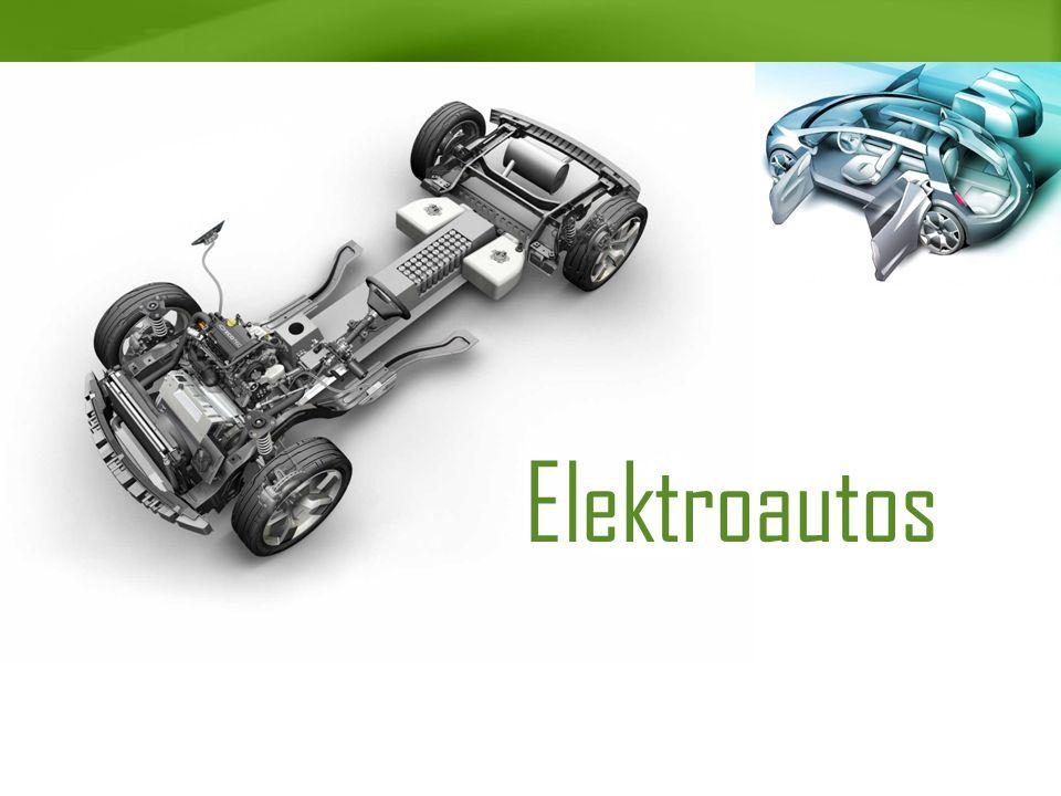 Inhalt der Präsentation Definition Die Anfänge Einsatzbereiche der Fahrzeuge Technologien / Ladungsvorgang Entwicklung der Fahrzeuge Beispiel: der Chevrolet Volt Media Inhalt
