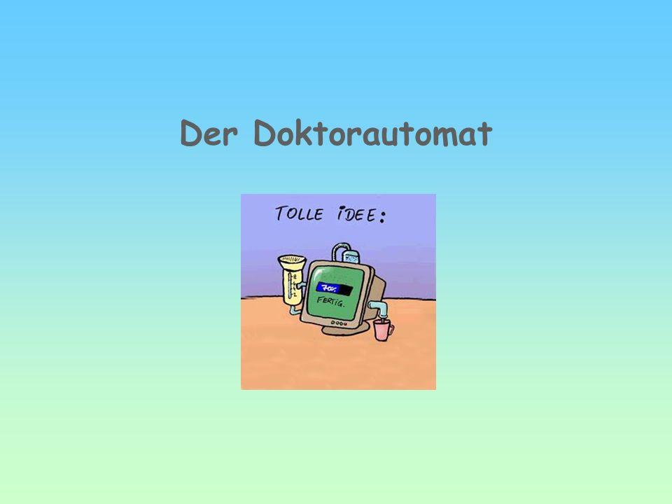 Der Doktorautomat