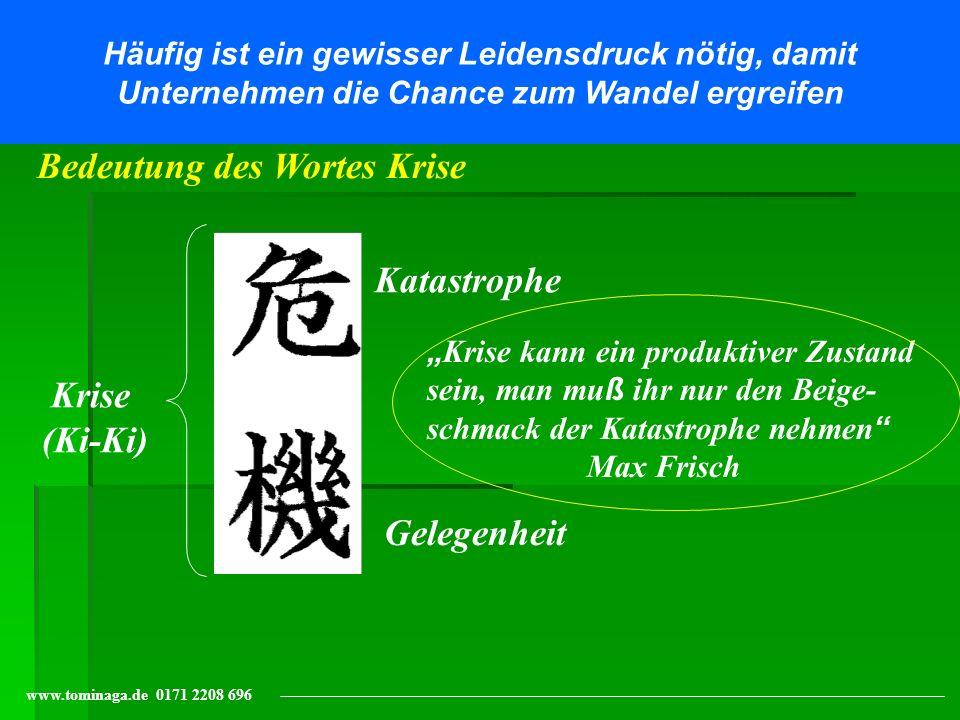 Kundenorientierung- Ein Prozeß permanenter Qualitätsverbesserung J I T Management Institut Düsseldorf www.tominaga.de 0171 2208 696 Häufig ist ein gew
