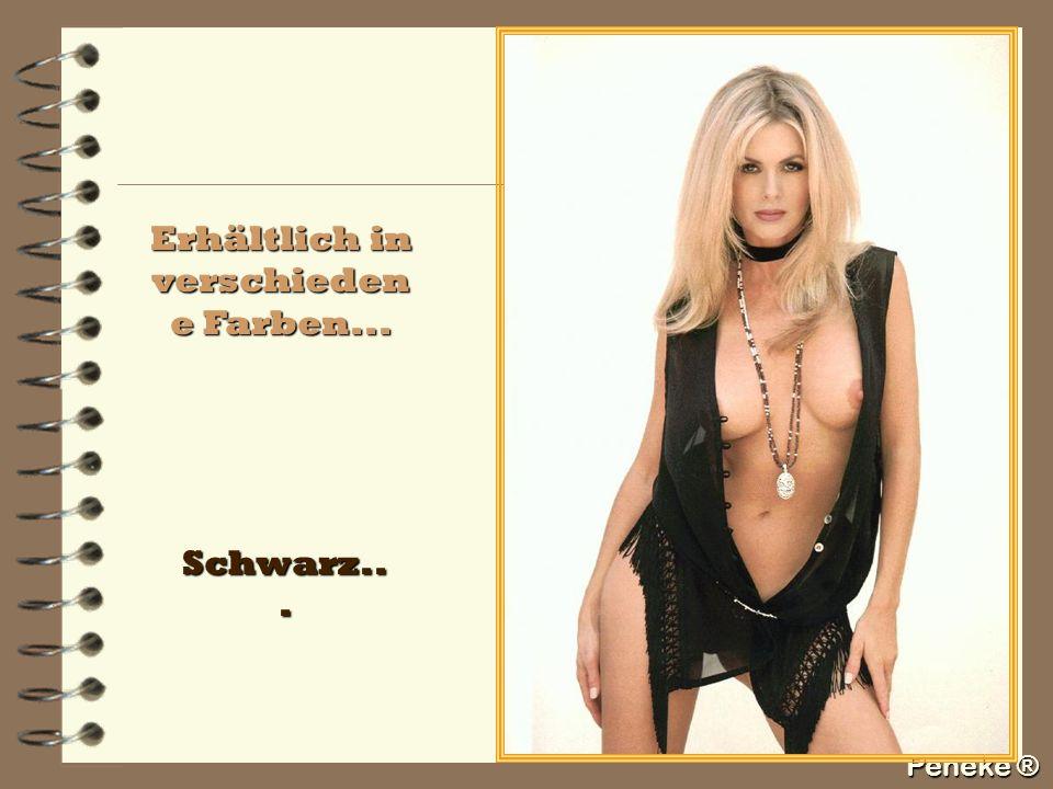 Peneke ® Erhältlich in verschieden e Farben... Schwarz...
