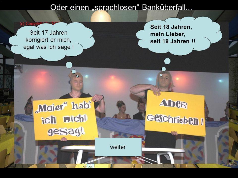 Bühne frei... weiter Oder Thomas Gottschalk Live...