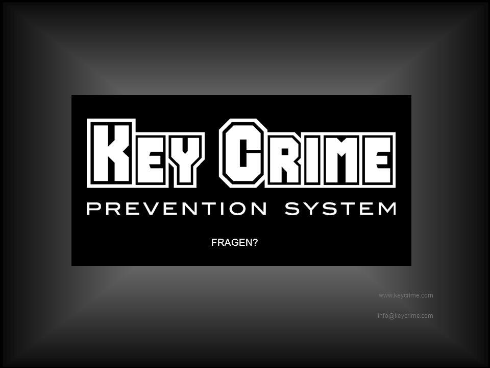 Slide 40 www.keycrime.com info@keycrime.com FRAGEN?