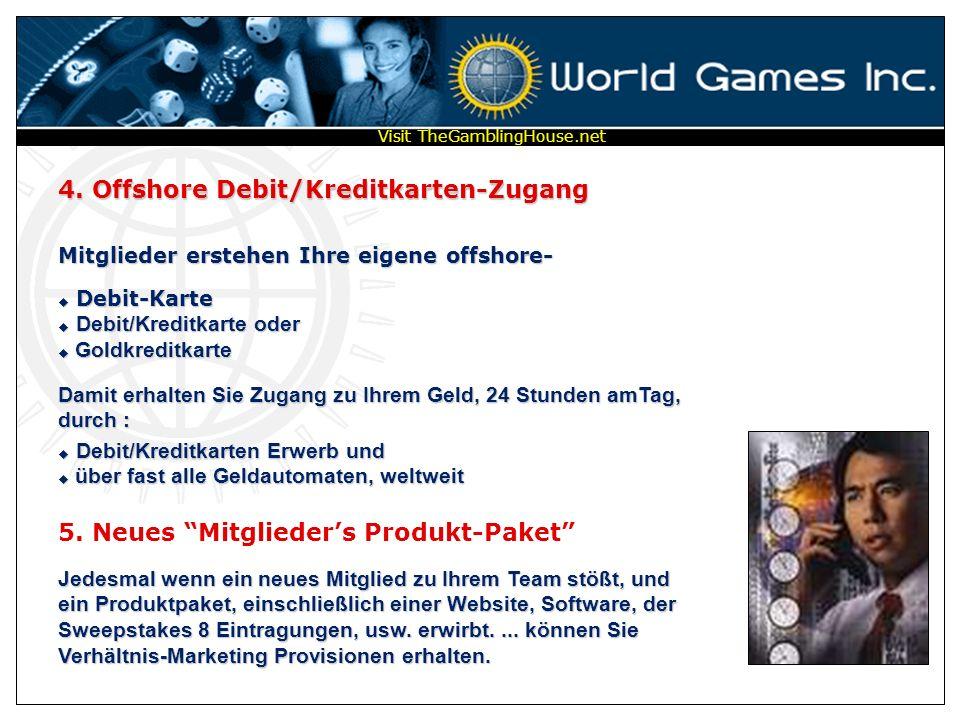 3. Globales Online-Casino u.