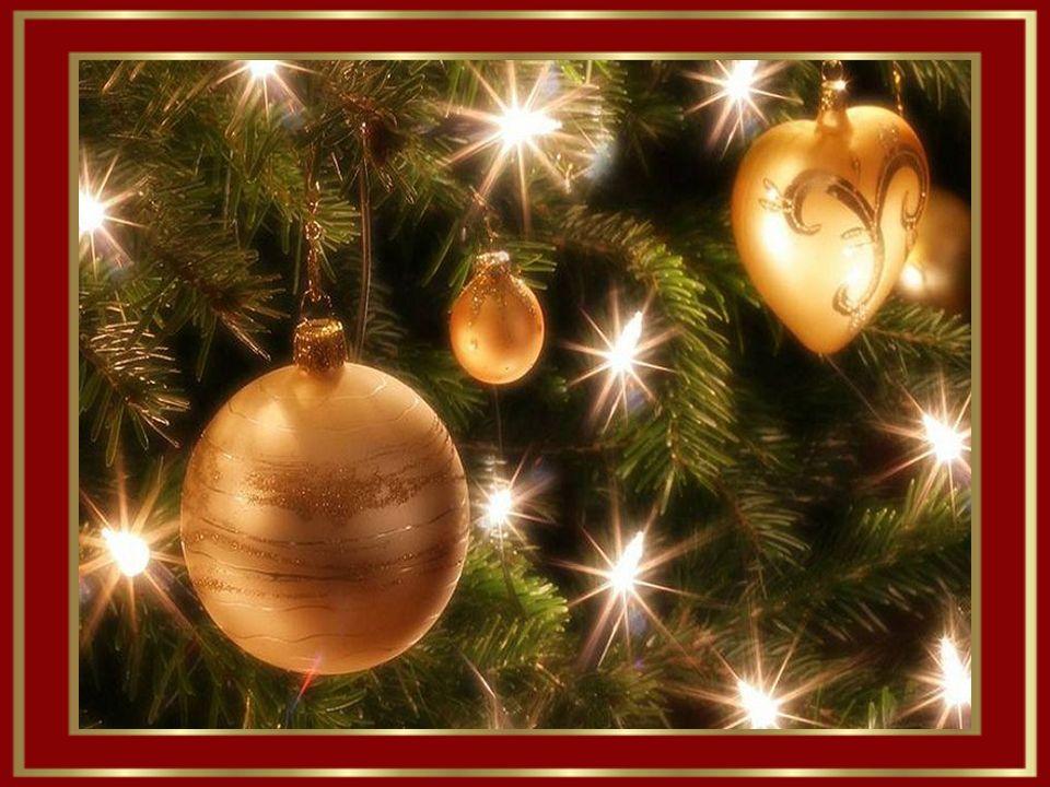 Überall, wo Liebe die Welt bewegt, ist Weihnachten.
