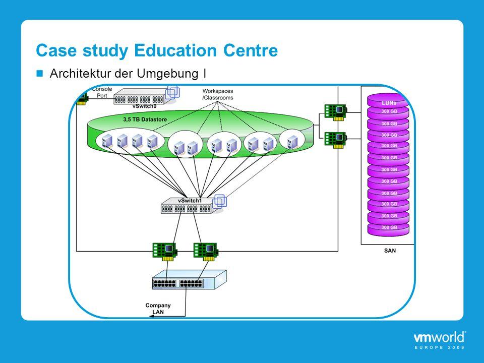 Case study Education Centre Architektur der Umgebung I