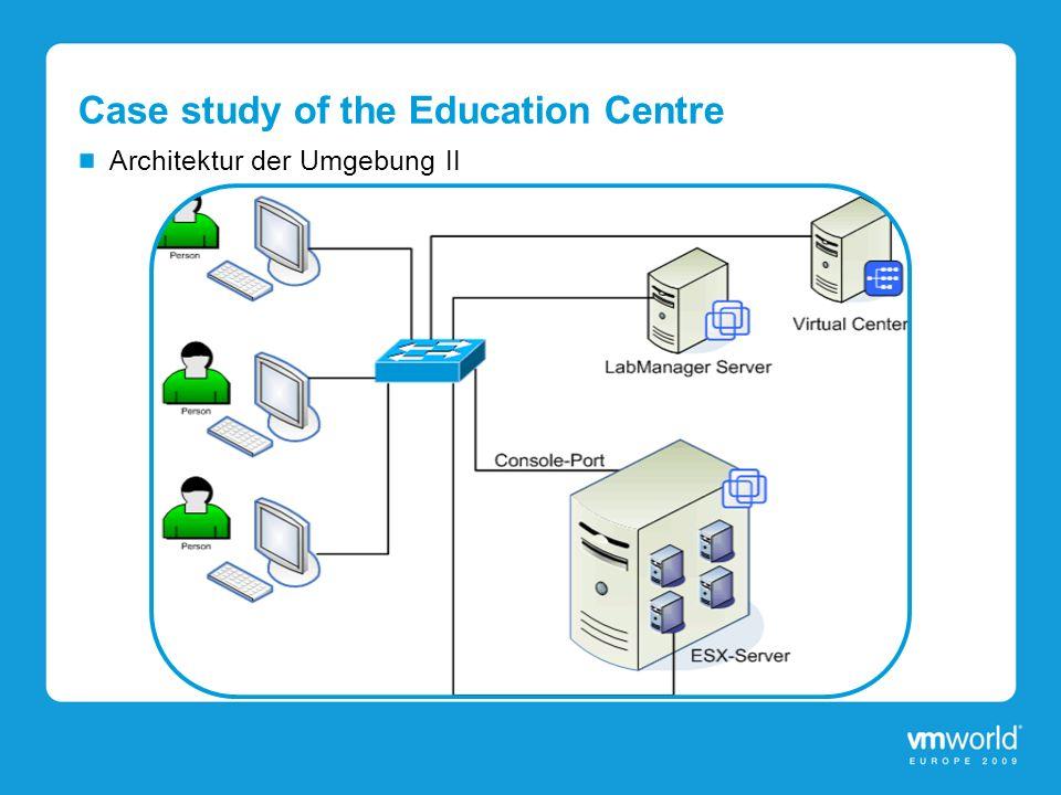 Case study of the Education Centre Architektur der Umgebung II