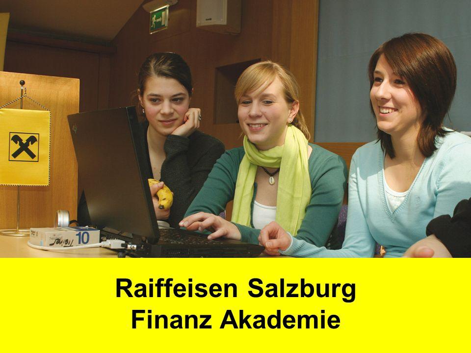 Raiffeisen Salzburg Finanz Akademie