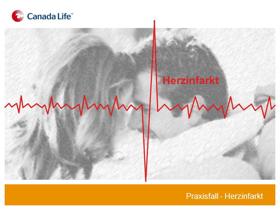 Herzinfarkt Praxisfall - Herzinfarkt