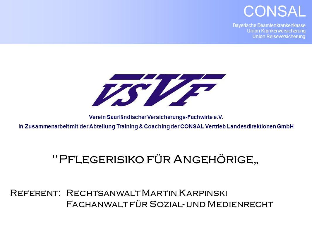 Bayerische Beamtenkrankenkasse Union Krankenversicherung Union Reiseversicherung CONSAL