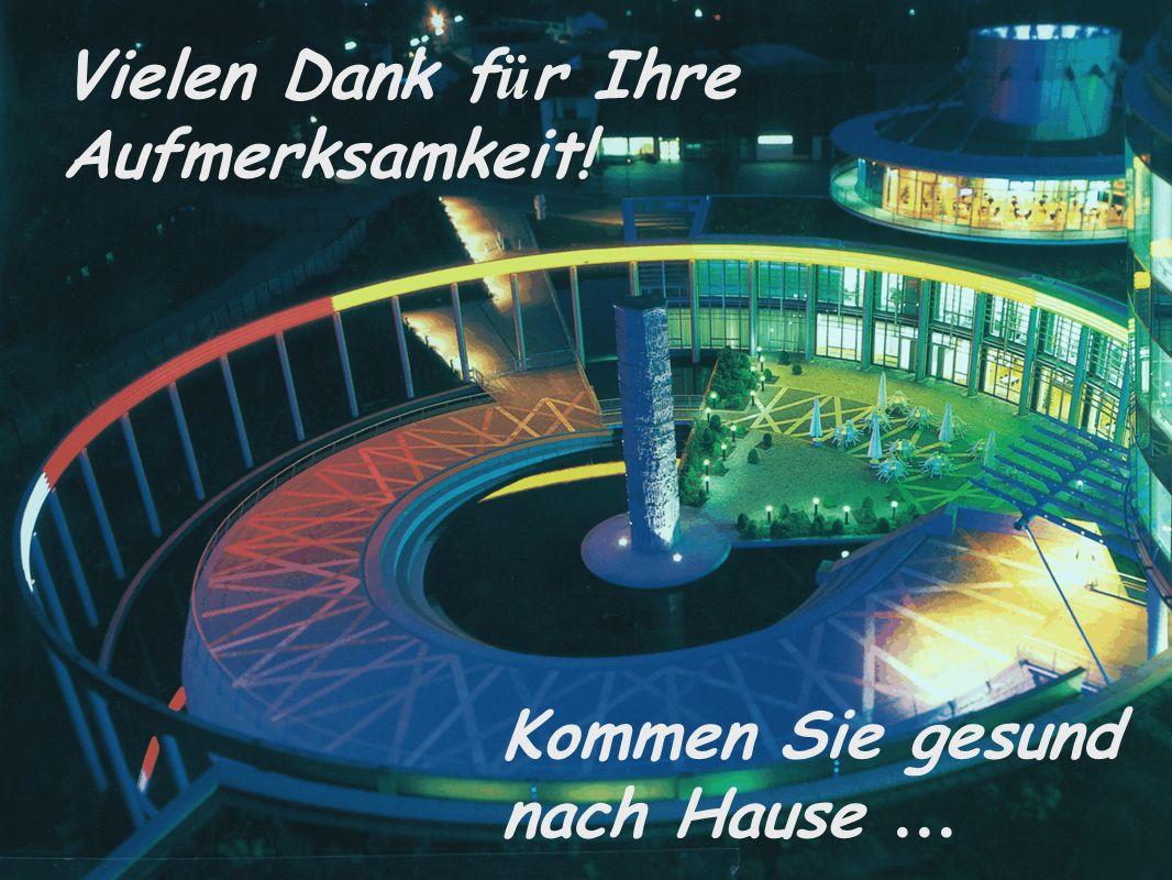 Bayerische Beamtenkrankenkasse Union Krankenversicherung Union Reiseversicherung CONSAL Vielen Dank f ü r Ihre Aufmerksamkeit! Kommen Sie gesund nach