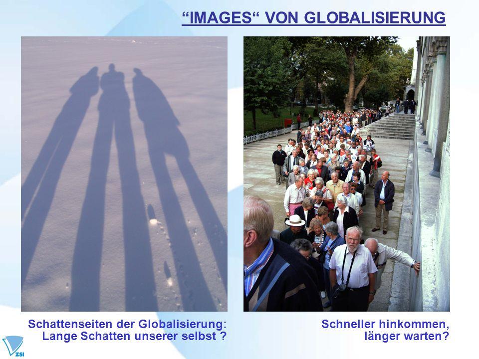Sozialer Wandel und Globalisierung: Ein Henne-Ei-Problem.