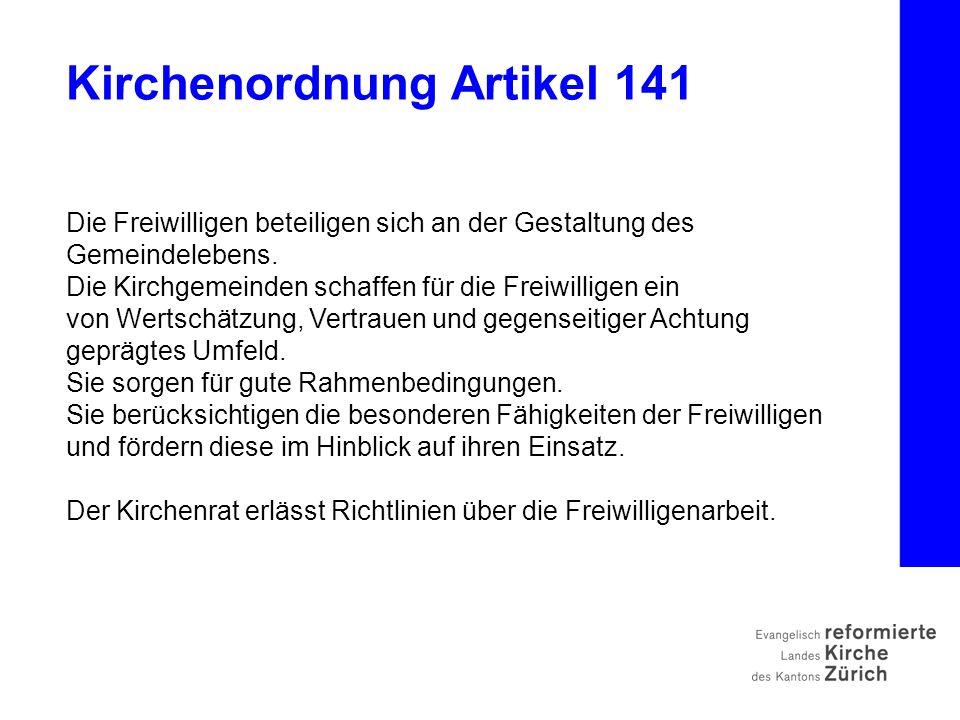Art.164-165 KP informieren Freiwillige und führen über sie Aufsicht Art.