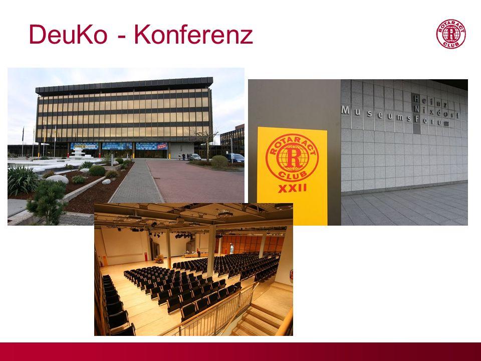 DeuKo - Konferenz