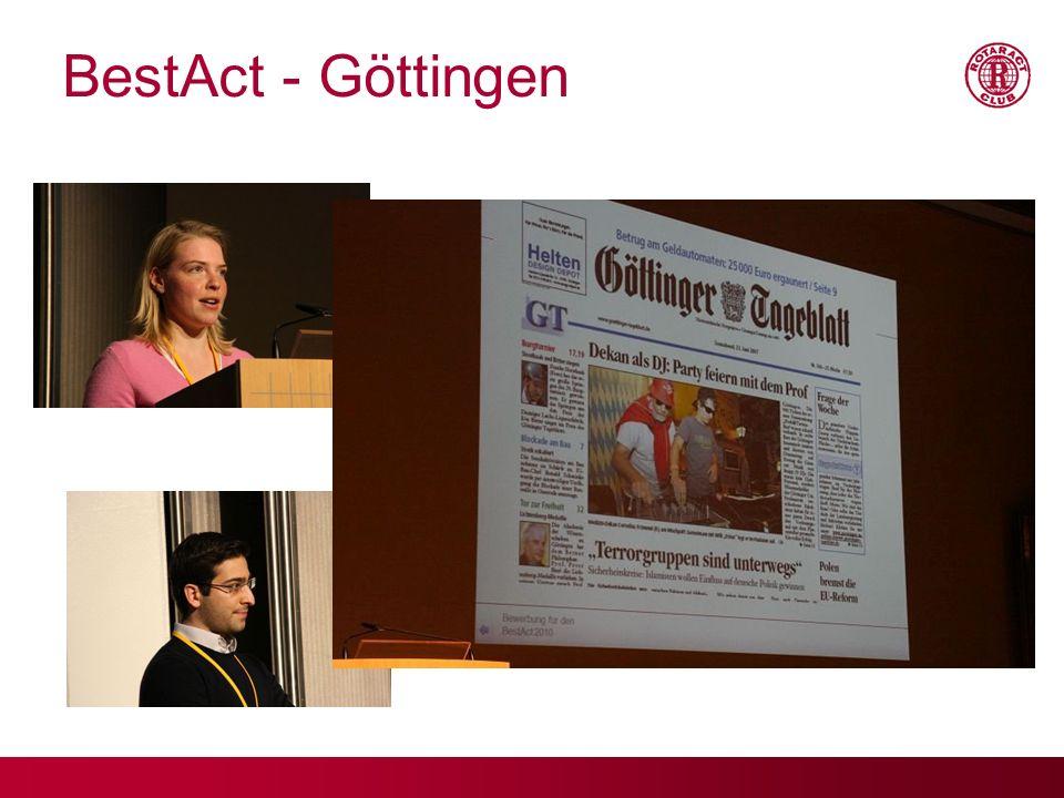 BestAct - Göttingen