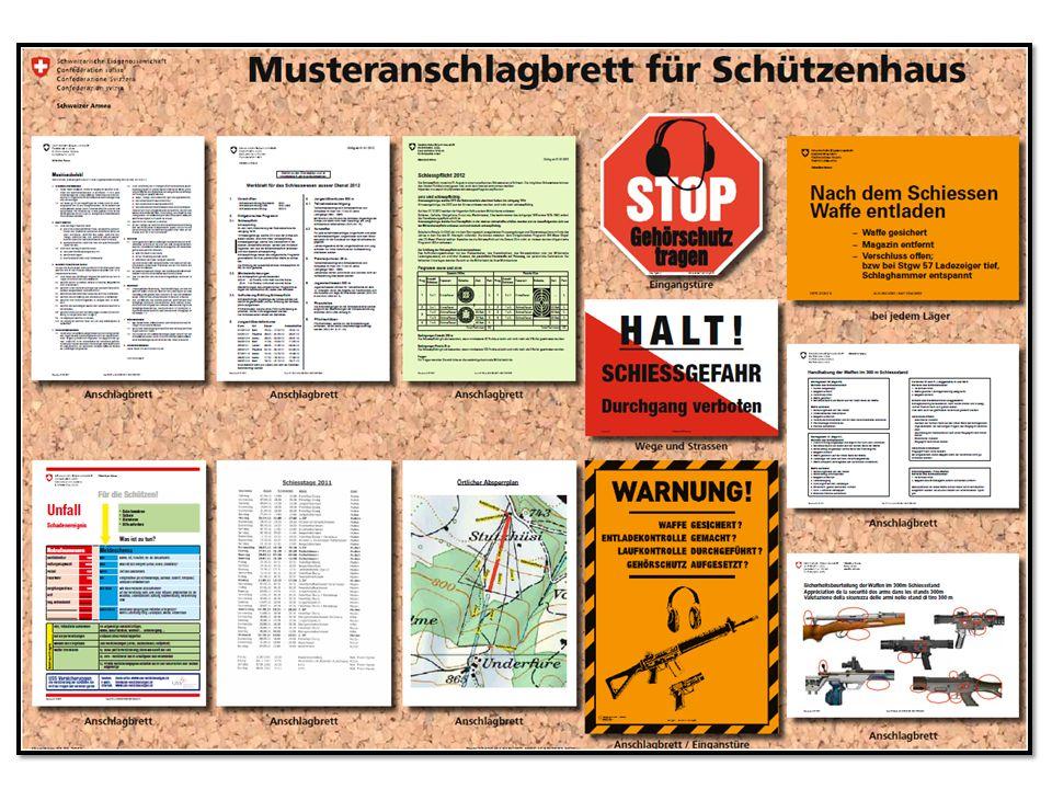 JSL-Rapport, 06.03.2012 Schiesswesen ausser Dienst Kant Schiesskommission 4/23