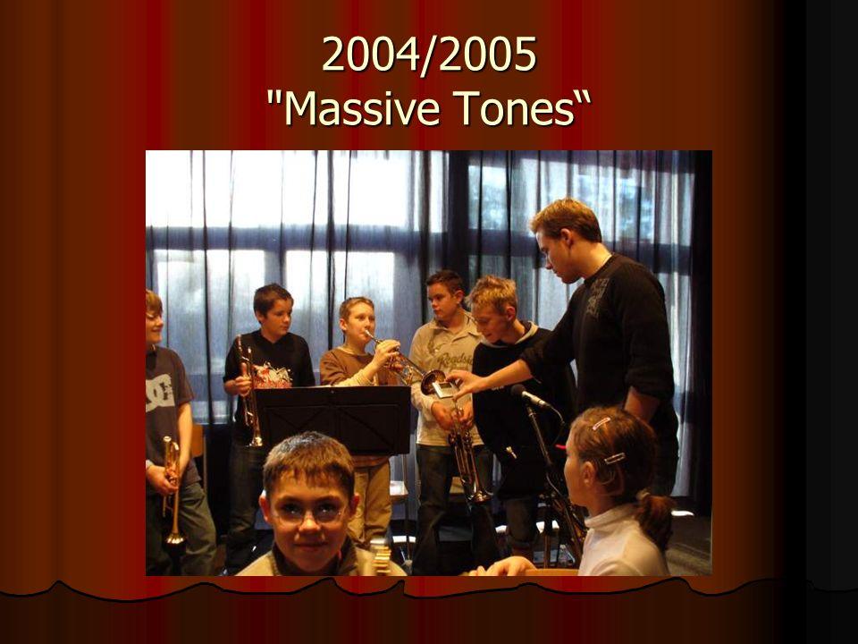 2005/2006 Die wilden Bläser