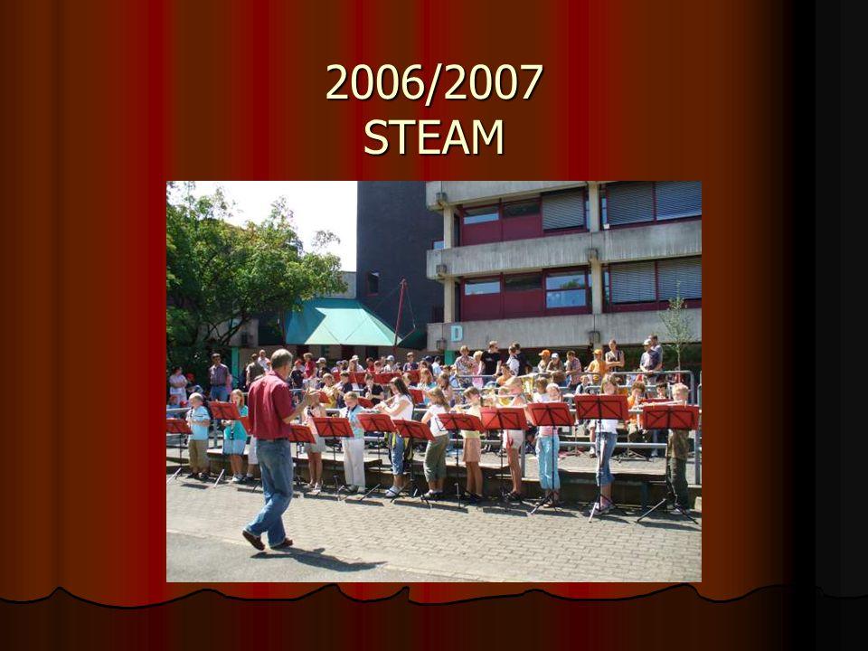 Schuljahr 2007/2008 Pirates of Music