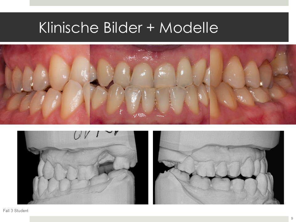 Fall 3 Student 9 Klinische Bilder + Modelle
