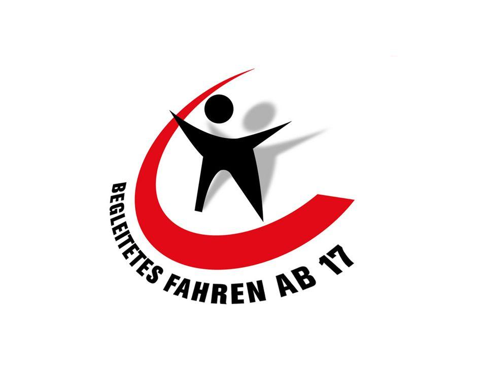 Vorläufige Auswertung BF-17 in Niedersachsen Teilnehmer am BF-17 haben 40 % weniger Unfälle selbst verschuldet als Fahranfänger der Kontrollgruppe Gesamtzahl (in Prozent) der selbst verschuldeten Unfälle Quelle: Justus-Liebig-Universität Prof.