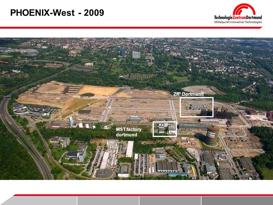 MST.factory dortmund ZfP Dortmund PHOENIX-West - 2009
