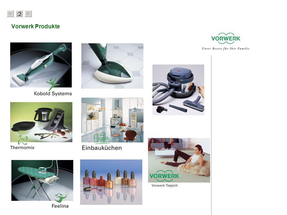 Vorwerk Produkte