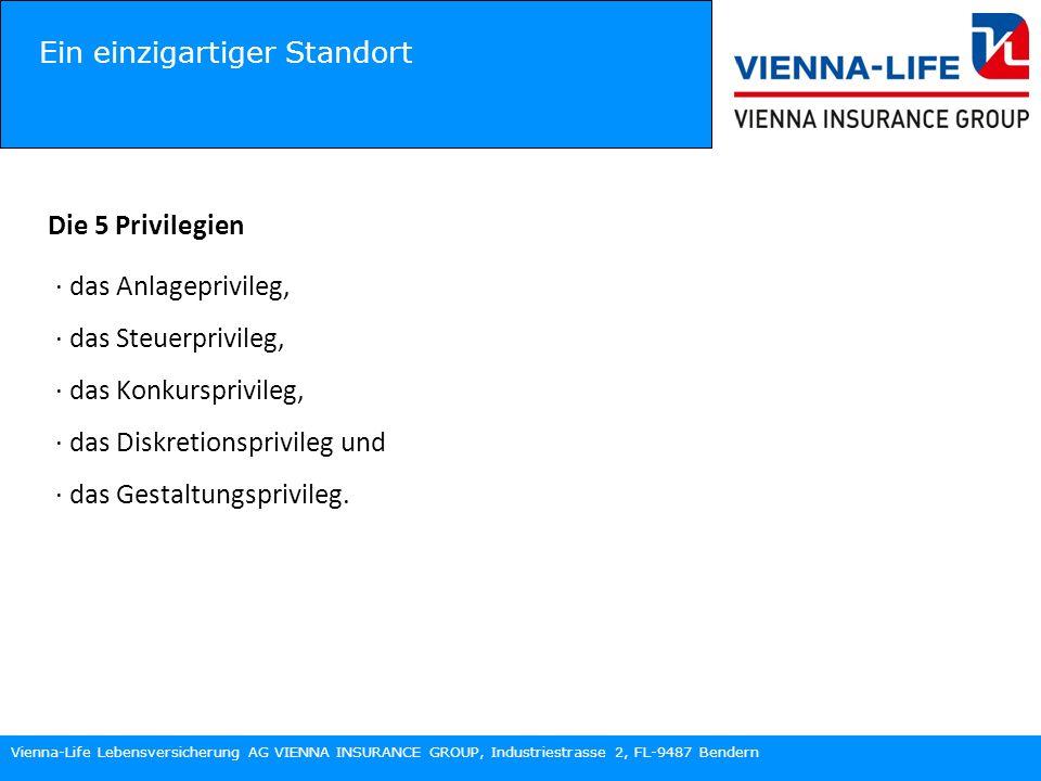 Vienna-Life Lebensversicherung AG VIENNA INSURANCE GROUP, Industriestrasse 2, FL-9487 Bendern Beispiel 1: Investition in Gold Vienna-Life GoldInvest plus Fund-Police Investmentfonds nur in Liechtenstein zugelassen mind.