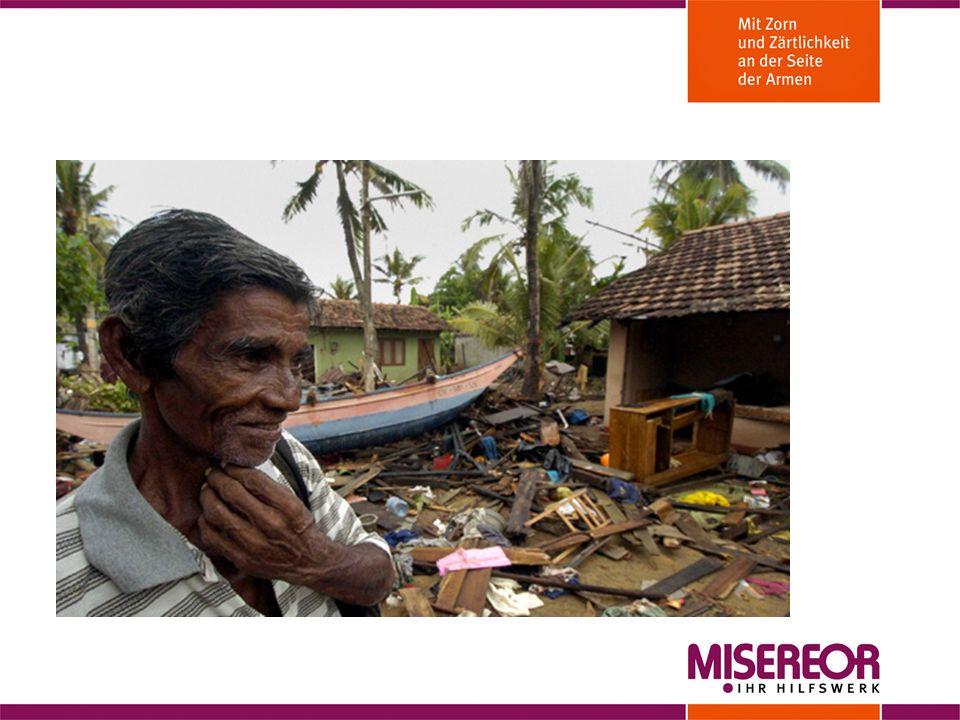 Zunahme der Naturkatastrophen