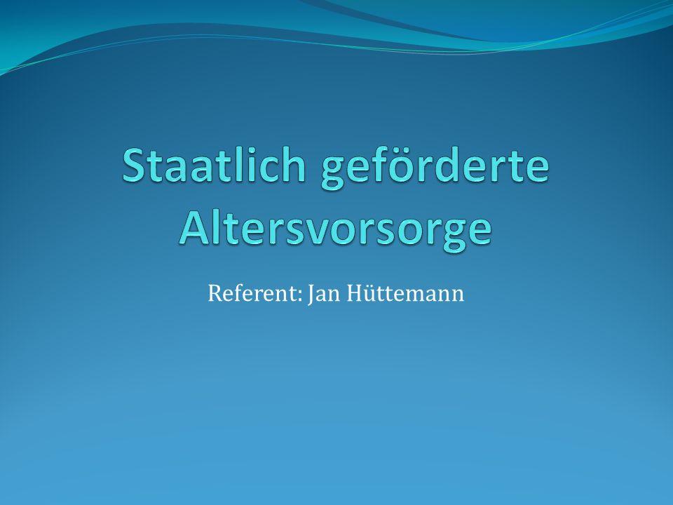 Referent: Jan Hüttemann