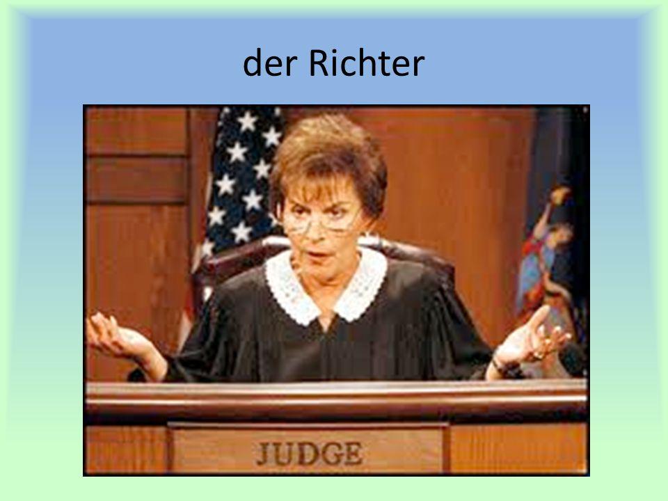 der Richter
