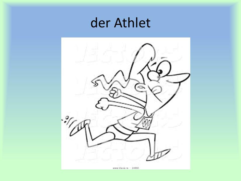 der Athlet