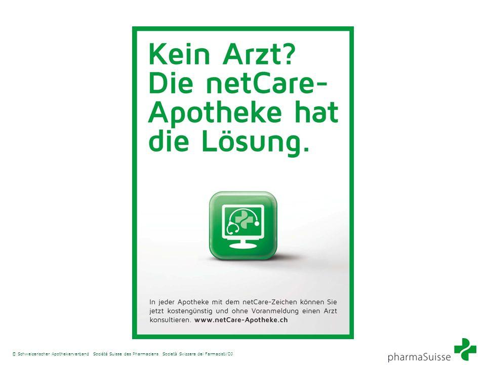 © Schweizerischer Apothekerverband Société Suisse des Pharmaciens Società Svizzera dei Farmacisti/DJ