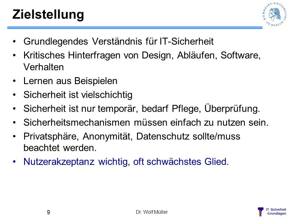 IT-Sicherheit Grundlagen Lagebericht BSI 2011 (1) Dr.