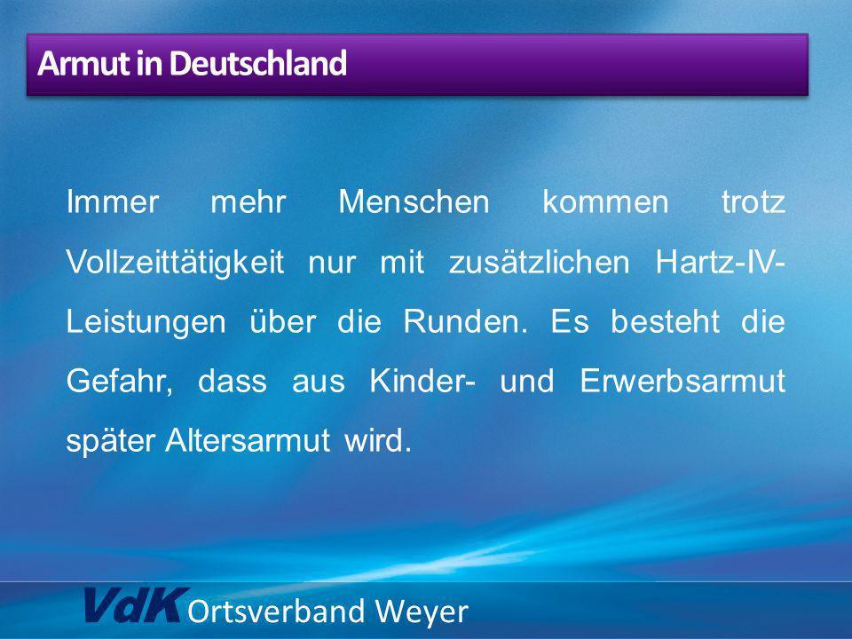 VdK Ortsverband Weyer … die integrierte Patientenversorgung.