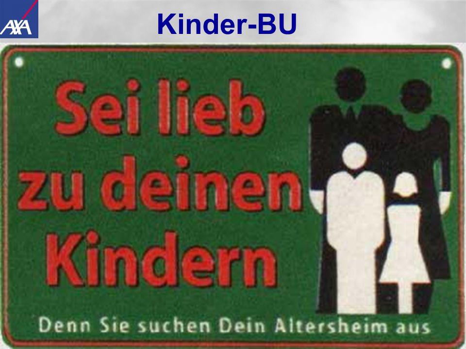 PVT/ Präsentation Kinder-BU, 04.08.03 Seite 31 Kinder-BU