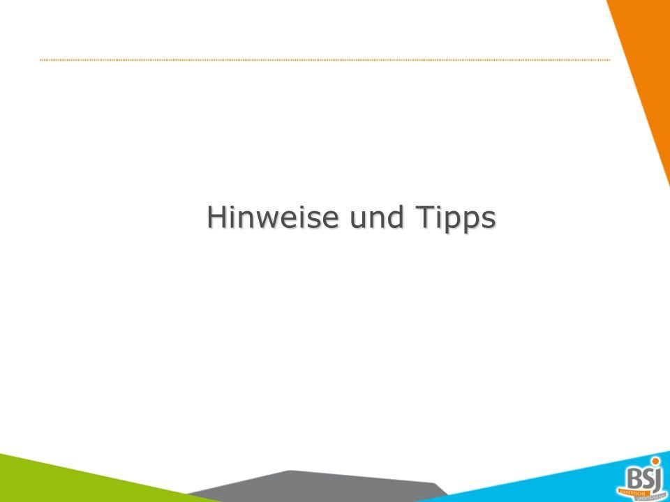 Werbematerialien Hinweise und Tipps Außerdem: -Banner für Homepage - Infoflyer - Musteraushang Vereinsschaukasten - Imagevideo - Powerpointpräsentation