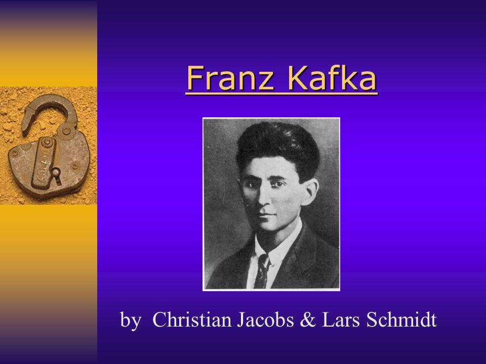 Franz Kafka by Christian Jacobs & Lars Schmidt