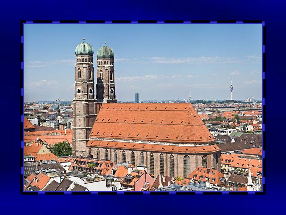 Der Dom zu Unserer Lieben Frau in der Münchner Altstadt, oft Frauenkirche genannt, ist Kathedralkirche des Erzbischofs von München und Freising und gi