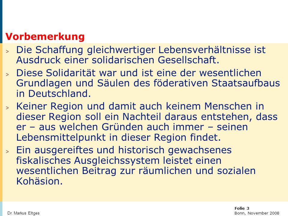 © BBR Bonn 2003 Folie 14 Bonn, November 2008 Dr.