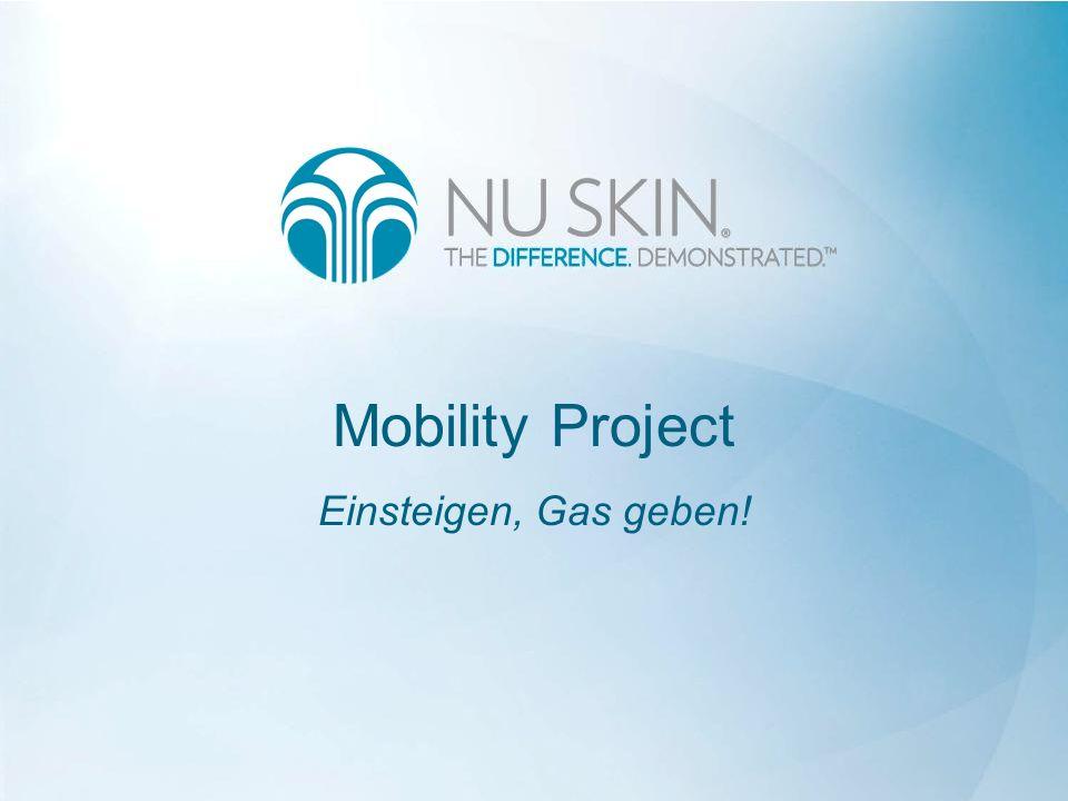 Mobility Project Einsteigen, Gas geben!