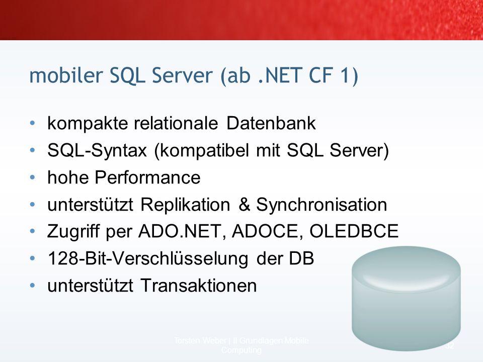 Bluetooth, Druck, IrDA, OBEX Smart Device Framework 32feet.com ComponentOne Infragistics In the Hand Odyssey Software Xceed Wenn das.NET CF nicht reic