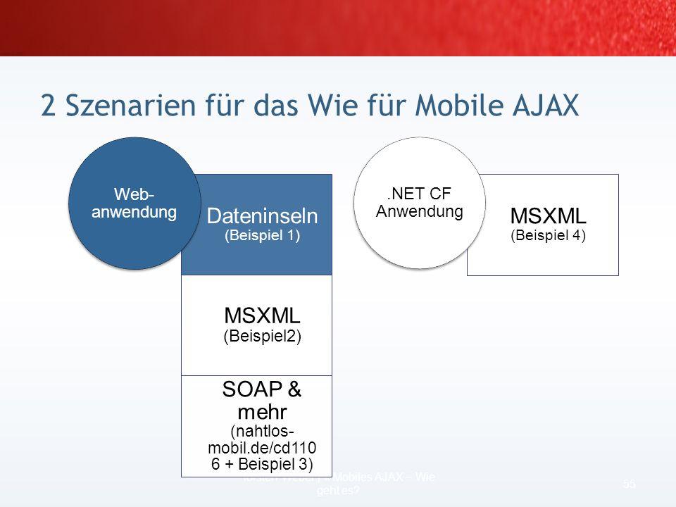 Für die Verwendung von Fiddler auf mobilen Geräten muss ein Browser erst konfiguriert werden. Für den Internet Explorer Mobile 5 unter Windows Mobile