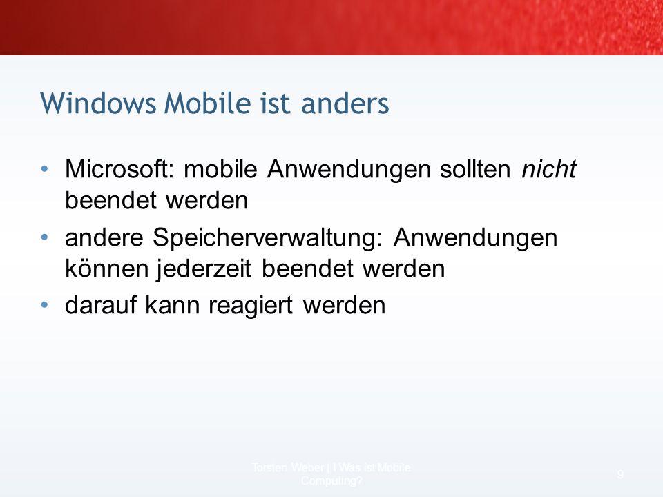 vor einigen Jahren waren mobile Anwendungen schwerer zu entwickeln, das ist heute leichter die Werkzeuge sind erheblich mächtiger.NET Compact Framewor