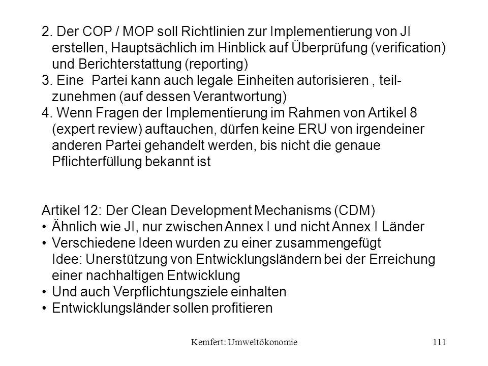 Kemfert: Umweltökonomie111 2.