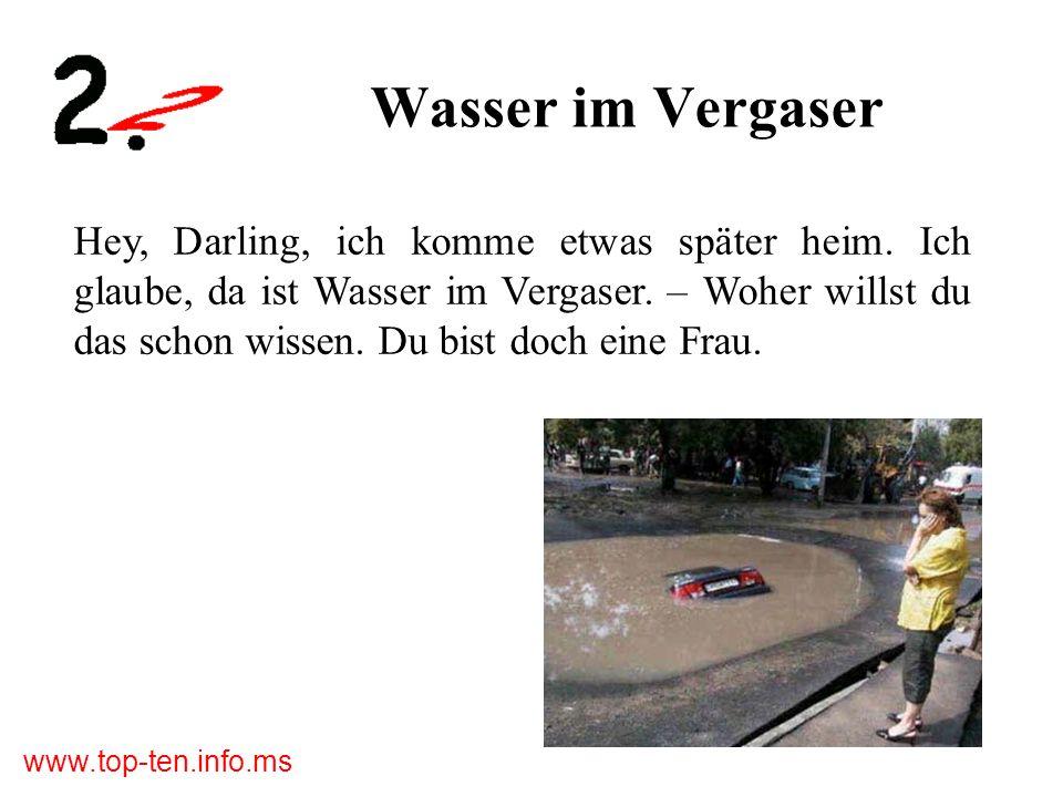 www.top-ten.info.ms Parkplatzproblem Eben, Geländewagen wären doch das ideale Auto zum Schoppen.