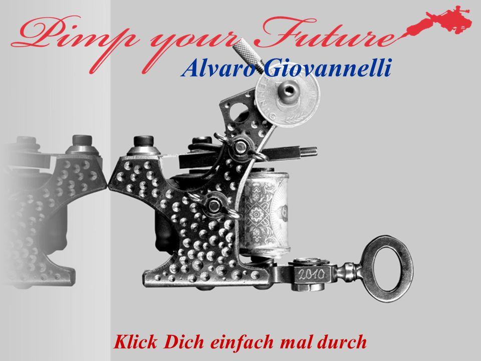 Klick Dich einfach mal durch Alvaro Giovannelli