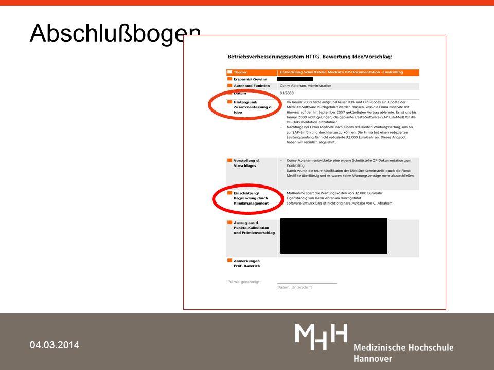 Abschlußbogen 04.03.2014