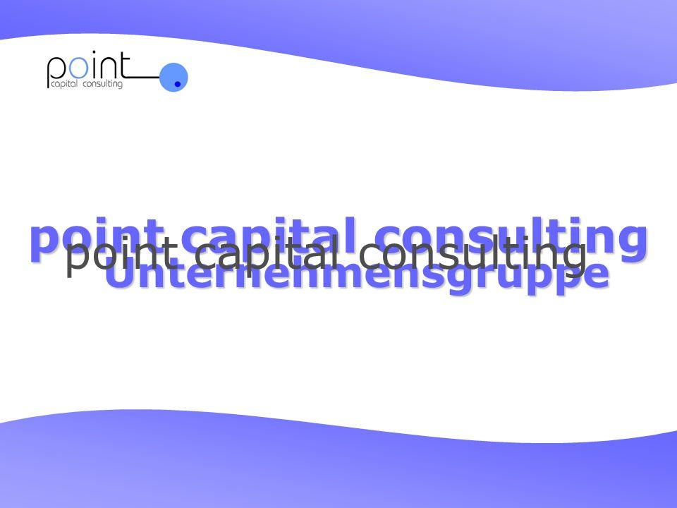 © point capital consulting; 2000-2005 42 Diskretionsprivileg Diskretion ist Voraussetzung.